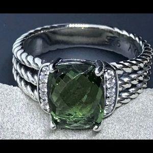 David. Y ring 💚